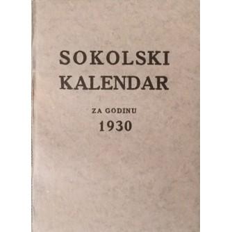 Sokolski kalendar za godinu 1930